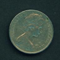 AUSTRALIA - 1981 20c Circ. - Decimal Coinage (1966-...)