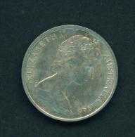 AUSTRALIA - 1966 20c Circ. - Decimal Coinage (1966-...)