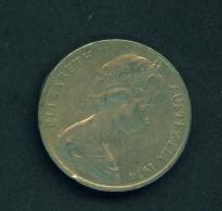 AUSTRALIA - 1974 20c Circ. - Decimal Coinage (1966-...)
