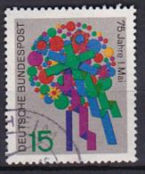 BRD Mi.-Nr. 475 Gestempelt - BRD