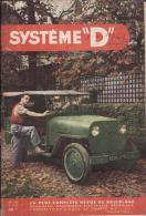 Système D N°109 - Sonstige