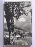 (74) - COMBLOUX - LE CHALET DES ETUDIANTS ET LA POINTE PERCEE - 1956 - Combloux