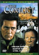 THE CONFLICT  * TREVOR HOWARD & MARTIN SHEEN * DVD - - Drama