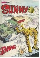 SUNNY SUN  Reliure N° 5 ( N° 10 + 11 + 12 )  -  MON JOURNAL  1978 - Mon Journal