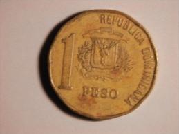 1 Peso 1992 - Dominicaine