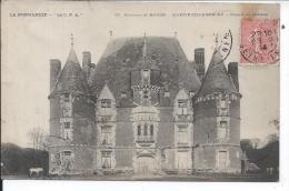 MARTINVILLE SUR RY - Façade Du Château - France