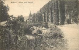 ITALIE Paterno Ponte Della Garzola - Italia