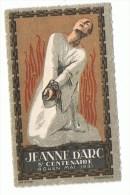 5/1931  - VIGNETTE -  ROUEN - 5ème Centenaire JEANNE D´ARC - Erinnophilie
