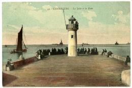50 : CHERBOURG - LA JETEE DE LA RADE - Cherbourg