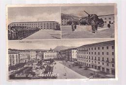 C2749 Saluti Da Avellino - CAR Truppe Corazzate / Viaggiata 1957 - Avellino