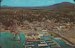 USA - Coeur D'Alene - Waterfront - 3x Stamps - Coeur D'Alene