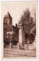 La Chapelle-la-Reine, Le Monument Aux Morts, Animée, Coll. Guillier - La Chapelle La Reine