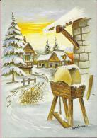 HAPPY NEW YEAR , 1979., Yugoslavia (Jugoreklam Ljubljana, Serija 156) - Anno Nuovo