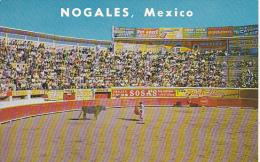 Mexico Nogales Sonora La Plaza de Toros Bull Ring