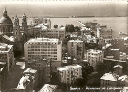 N-GENOVA-PANORAMA DI CARIGNANO - Genova