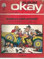 """SAMMY  """" DEUX HISTOIRES DE GORILLES """"   -  BERCK / CAUVIN - E.O.  1972  DUPUIS - Sammy"""