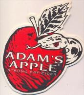 #D42-426 Viltje Adam's Apple Cider - Sous-bocks