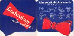 #D42-449 Viltje Budweiser - Sous-bocks