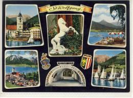 ST. WOLFGANG - Hotel Weisses Rössl - Mehrfachansicht - St. Wolfgang