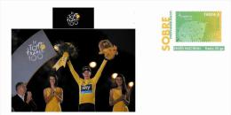 Spain 2013 - Cent. Of Tour De France 2013 Special Cover - Ciclismo