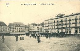 10. HEYST-SUR-MER - La Place De La Gare - Heist