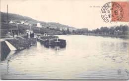 La Moselle à Messein - Francia