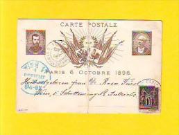 Postcard - Paris 1896  (11138) - Francia
