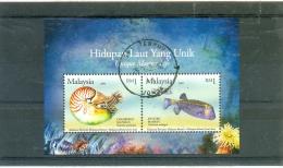 2006 MALAYSIA  ( O ) Unique Marine Life - Malaysia (1964-...)
