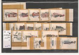 GRECE    XX    1937/78    Y/T    1108/24 - Usati