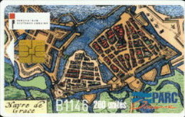 # PIAF FR.LHA4 LE HAVRE - Engraved Batch Number On Front - Tres Bon Etat  - - Francia