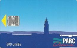 # PIAF FR.LHA5 LE HAVRE - Lighthouse - Parc Oceane - Engraved Batch Number On Reverse - Tres Bon Etat  - - Francia