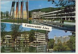 LINZ - Johannes-Kepler-UNIVERSIT ÄT,  Sondermarke Landesausstellung - Schools