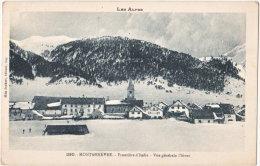 05. MONTGENEVRE. Vue Générale L'hiver. 290 - Francia