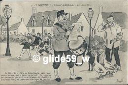Légende De SAINT-SAULGE - Les Reverbères - N° 2 - Autres Communes