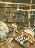 Dahomey - Tisserand D'Abomey - Editions D'art Normand N° 998 / SIRAchrome / SPADEM 1969 (écrite) [Bénin] - Benín