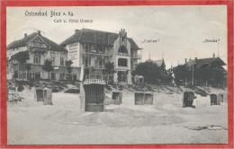 BINZ - RÜGEN - Ostseebad - Café Und Hotel GRAMM - Rügen