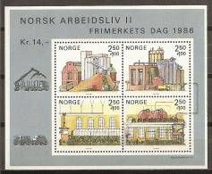 NORUEGA 1986 - Yvert #H6 MNH ** - Noruega