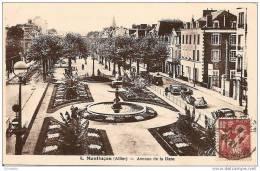 03 Montluçon - Avenue De La Gare - Montlucon