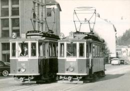 AK Straßenbahn Tramway Graz GVB Triebwagen Linie 2 1962 Keplerstraße Lend Tram Tranvai Tranviario Österreich Steiermark - Tramways