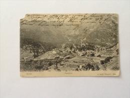 BAR PANORAMA VIAGGIATA DEL 1904 - Montenegro