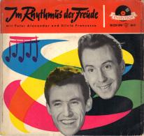 EP 45T ALLEMAND - Vinyl-Schallplatten