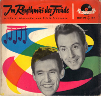 EP 45T ALLEMAND - Vinyl Records
