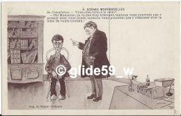 Scènes Morvandelles - En Consultation - N° 6 - France