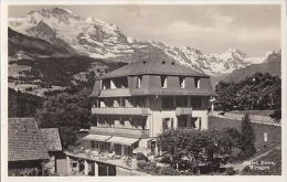 SWITZERLAND - WENGEN - HOTEL EDEN - BE Berne