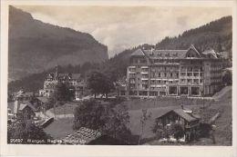 SWITZERLAND - WENGEN - REGINA BLUMLISALP - BE Berne