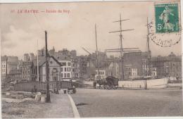 LE HAVRE ...BASSIN DU ROY - Le Havre