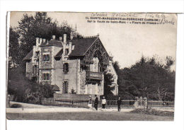 """Sainte MARGUERITE De PORNICHET (44) - CPA - Villa """"Fleur DeFrance"""" Sur La Route De Saint Marc - Pornichet"""