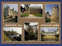 22 Château Du HAC, La Roche JAGU, La Hunaudaye, FORT LA LATTE, TONQUEDEC, LA TOUCHE-TREBRY 6 Vues - France
