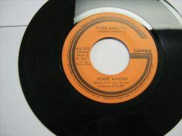JEANE MANSON 45 TOURS CANADA L'HOMME OISEAU - Vinyles