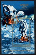 UNGHERIA - HUNGARY - HONGRIE - 1973 APOLLO 17 YT BF 100 MNH ** - Space